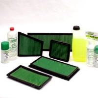 Sportovní filtr Green PORSCHE 996 3,4L CARRERA výkon 235kW (320hp) rok výroby 01-04