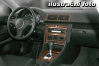 Decor interiéru Porsche Boxster -všechny modely rok výroby od 08.96 -16 dílů přístrojova deska/ středová konsola