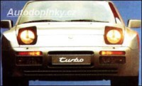 LESTER přední nárazník pravá strana Porsche 924
