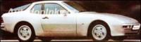 LESTER zadní nárazník Porsche 944 a 944S Turbo Look
