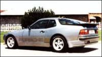 LESTER zadní pravý nárazník Porsche 944