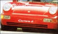 LESTER přední nárazník Porsche 964 Carrera -- rok výroby 89-93