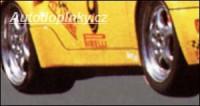 LESTER prahové nástavce originál vzhled Porsche 964 Carrera -- rok výroby 89-93