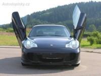 LSD vertikální otevírání předních dveří Porsche 911 Carrera -- od roku výroby 09/04-